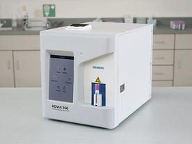 Máy xét nghiệm huyết học Siemens Advia 360