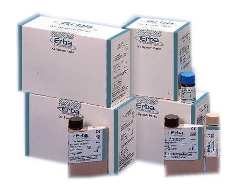 Hóa chất sinh hóa ERBA - CÔNG NGHỆ ĐỨC