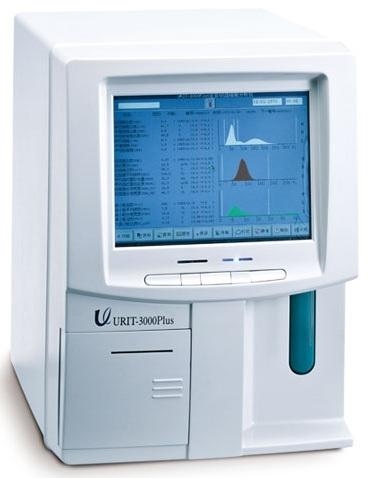Máy xét nghiệm huyết học tự động hoàn toàn Urit-3000 Plus