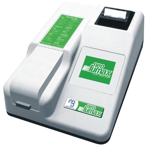 Máy xét nghiệm miễn dịch bán tự động NeoLumax